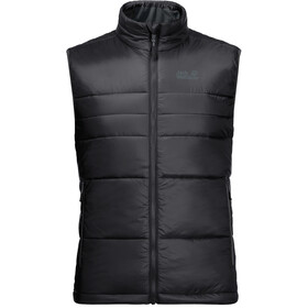 Jack Wolfskin Argon Vest Men, black